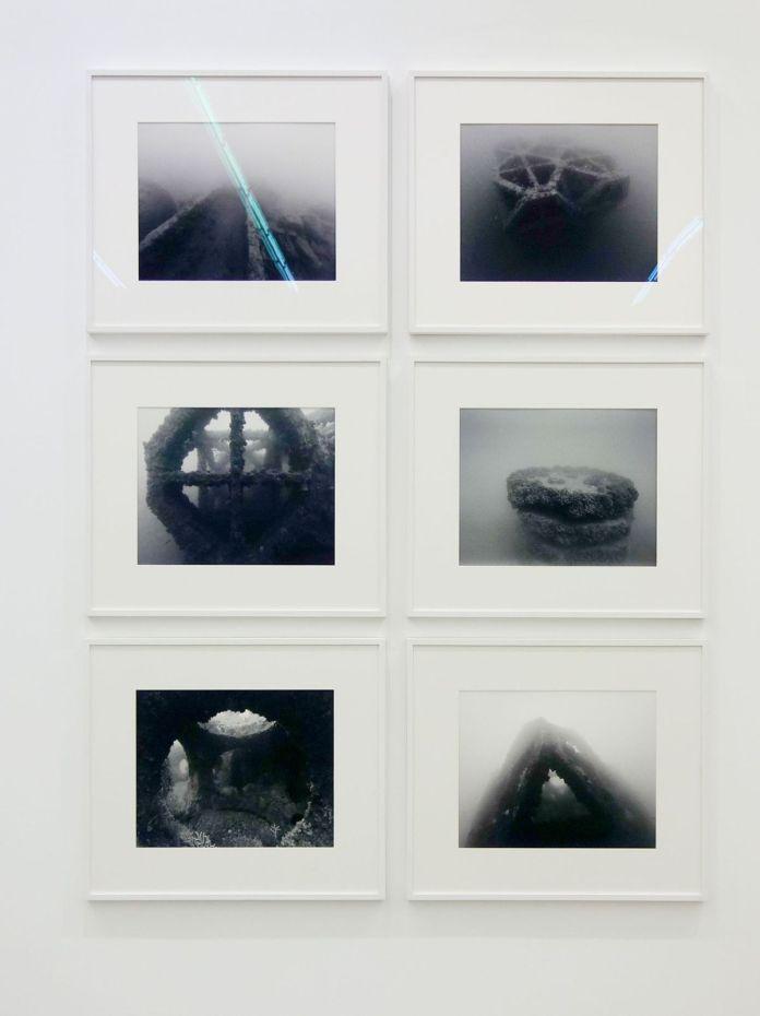 Nicolas Floc'h - Structure productive, 2012 - Photographie et documents, 1983-2018 au Frac Paca