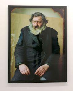 Pierre Gonnord - Antonio, 2004 - Pouvoir(s) au Centre Photographique Marseille