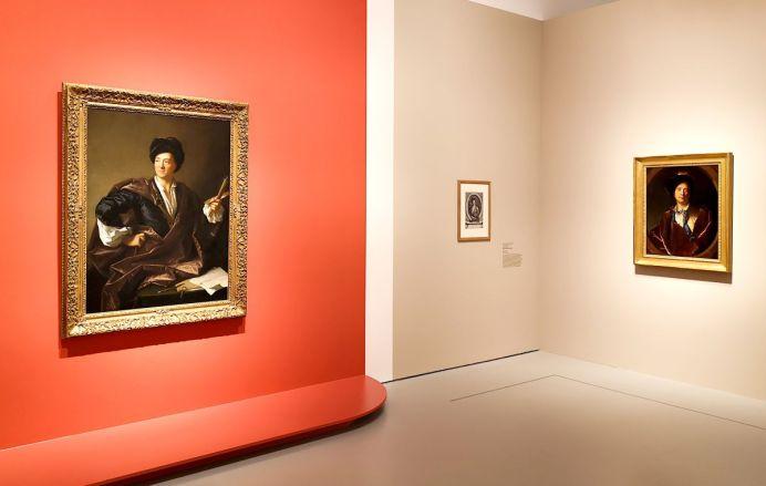 «Jean Ranc, un Montpelliérain à la cour des rois» au Musée Fabre - La réception à l'Académie