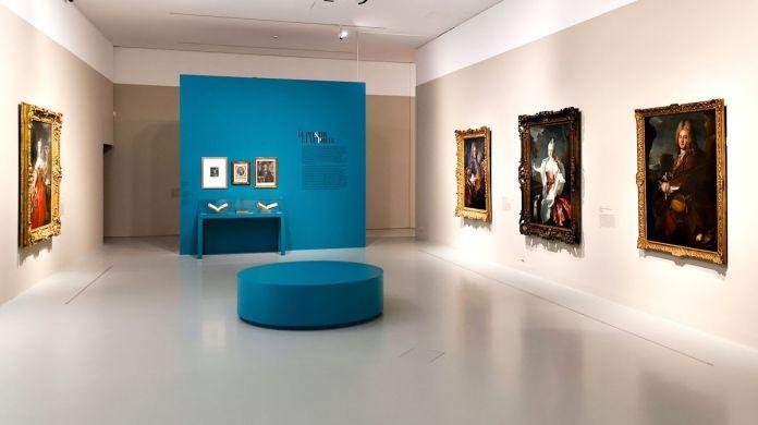 «Jean Ranc, un Montpelliérain à la cour des rois» au Musée Fabre - Les plaisirs du jardin et Le peintre et le poète