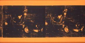 Andy Warhol, Car Crash, 1963