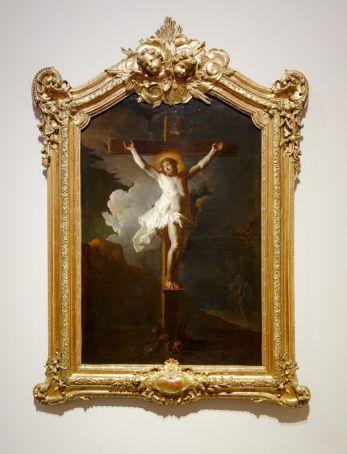 Jean Ranc - Le Christ en croix, vers 1710