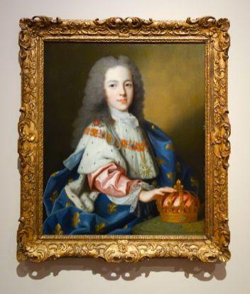 Jean Ranc - Portrait de Louis XV, vers 1718-1720