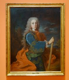 Jean Ranc - Portrait de l'infant Joseph, prince du Brésil et futur roi de Portugal, 1729