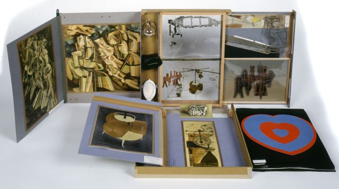 Marcel Duchamp, Boîte-en-valise n° IV, 1936