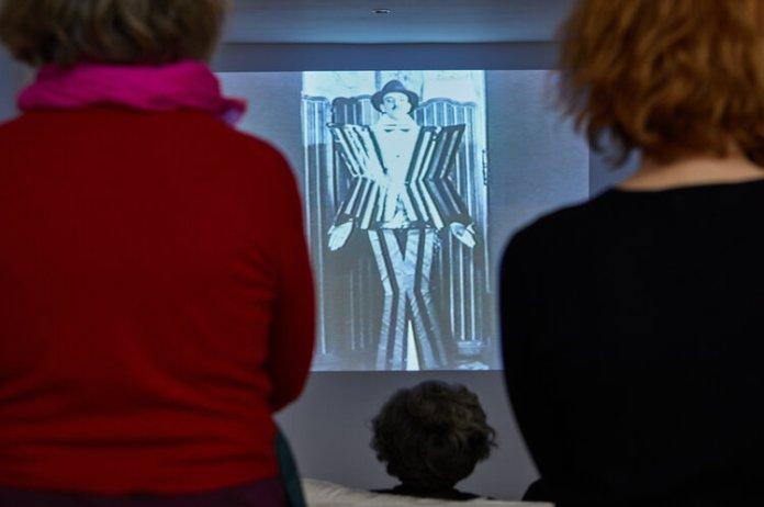 Sonia Delaunay - Patterns - #7 clous à Marseille Photo ©jcLett