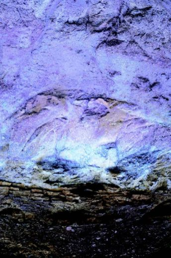 Audrey Guiraud, Granite, Façades, Impression sur Plexiglas, 60 x 90 cm