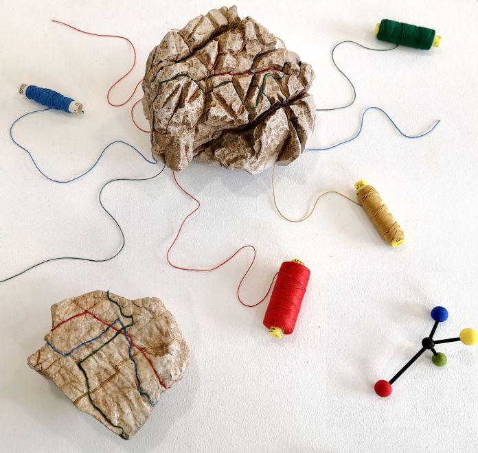 Cartographies #1, 26c3. Calcaire, fils, bois (molécule) - gethan&miles et Les Excursionnistes Marseillais - Anatomie de la joie collective