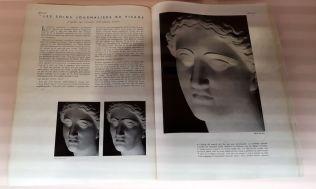 Fémina, novembre 1932 - Man Ray, photographe de mode - Musée Cantini - Mode et publicité