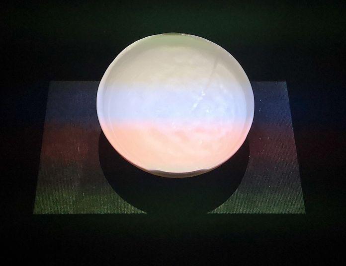 Flore Saunois - L'intervalle (présent continu), 2019 - La Relève II - art-cade