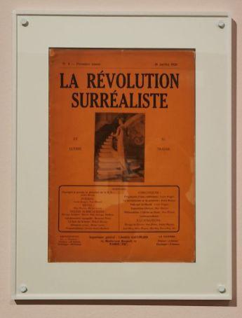 La Révolution surréaliste n° 4, 15 juillet 1925 - Man Ray, photographe de mode - Musée Cantini - Le Pavillon de L'élégance