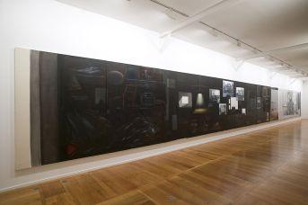 Lisa Milroy – Black and White à la Galerie Xipass en 2007
