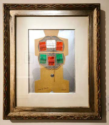 Man Ray - Close up, Fold up, 1963 - Man Ray, photographe de mode - Musée Cantini