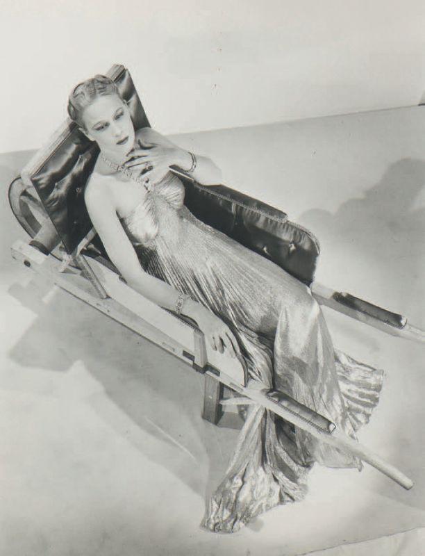 Man Ray - La Brouette d'Oscar Dominguez, vers 1930