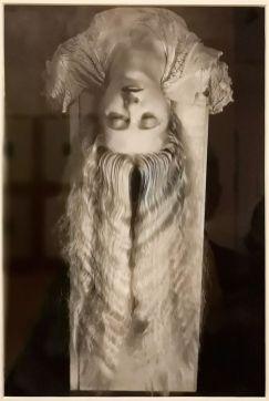 Man Ray - La Chevelure, 1929 - 1982 - Man Ray, photographe de mode - Musée Cantini - Femmes du monde, modèles et compagnes