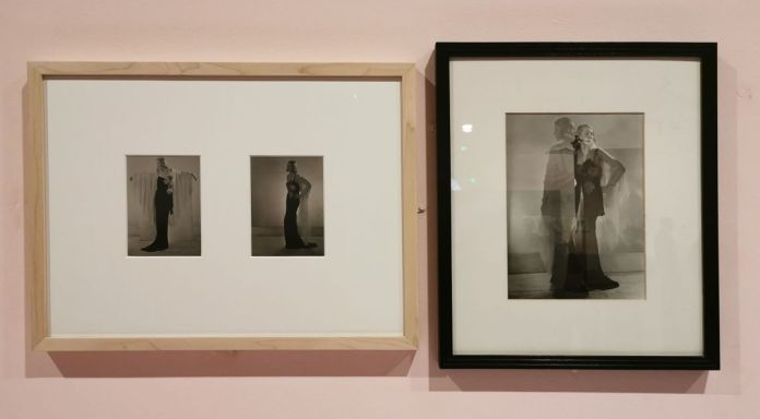 Man Ray - Whitney Bourne, 1936 et Mode, vers 1930-1978 - Man Ray, photographe de mode - Musée Cantini - L'apogée d'un photographe de mode - Les années Bazaar