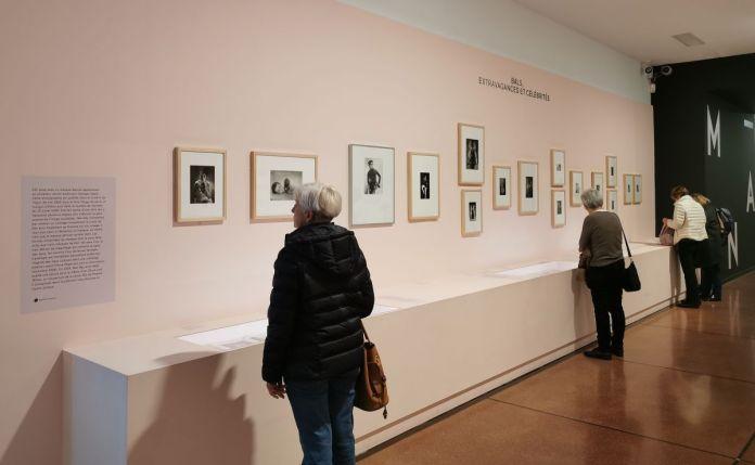 Man Ray, photographe de mode - Musée Cantini - Bals, extravagances et célébrités