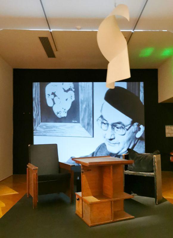 Man Ray, photographe de mode - Musée Cantini - Evocation de l'atelier