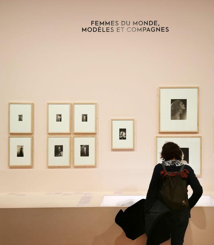 Man Ray, photographe de mode - Musée Cantini - Femmes du monde, modèles et compagnes