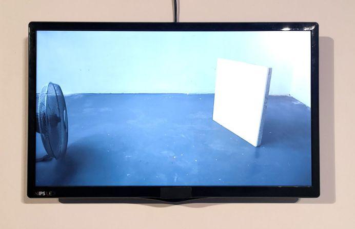 Théo Jossien - Trois gestes de temps, 2020 - La Relève II - art-cade