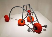 Vincent Lamouroux, Raphaël Zarka, Pentacycle, 2002 - Voyage Voyages au Mucem