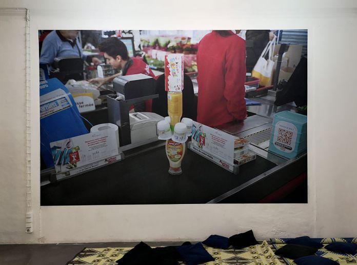 Yue Yuan - Client Suivant # chez Auchan, 2019 - La Relève II - la compagnie - lieu de création