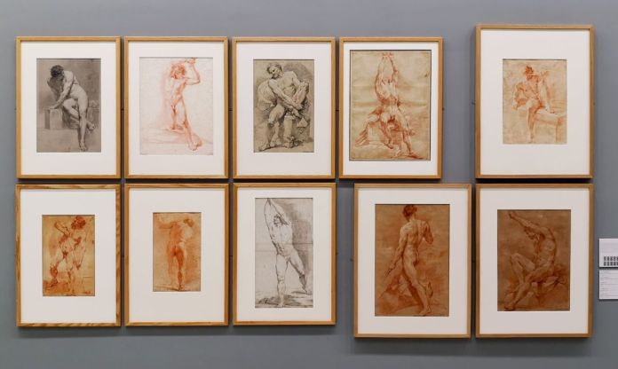 Academies du Musée Atger - Art & Anatomie - Musée Fabre