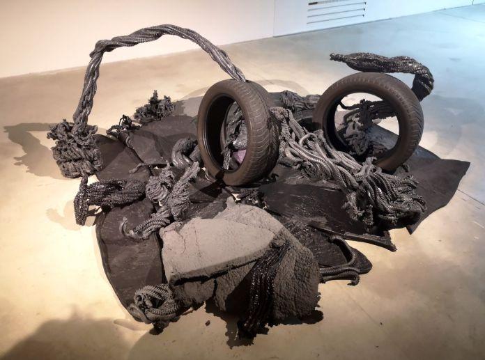 Anita Molinero - Urge, 2020 - Street Trash - Friche La Belle de Mai