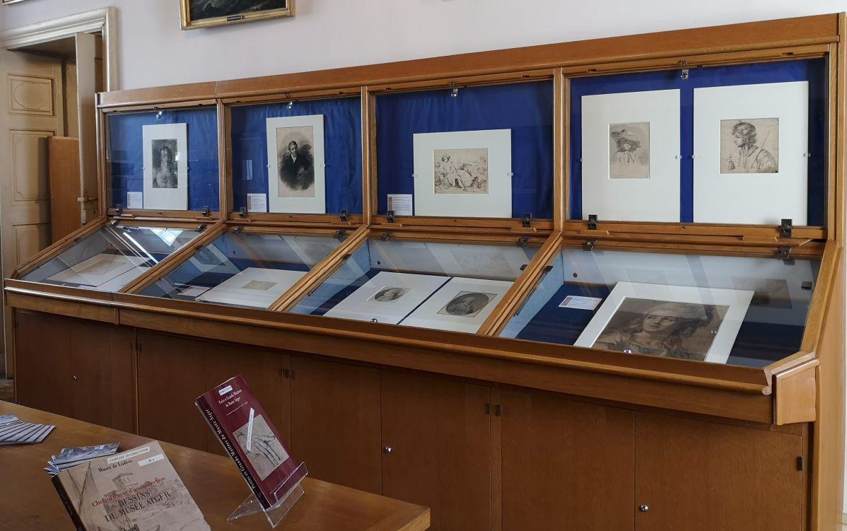 Art & Anatomie - Musée Atger - Vue de l'exposition