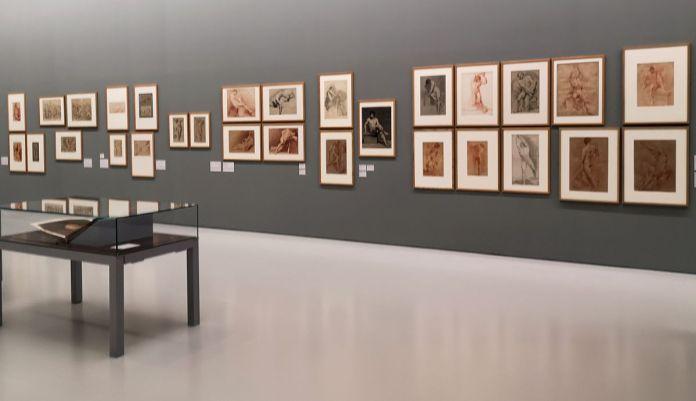 Art & Anatomie - Musée Fabre - Vue de l'exposition