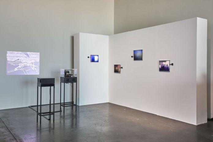Signal _ Espace(s) réciproque(s) © Jeanchristophe Lett - Julien Maire – Composite, 2018-2020