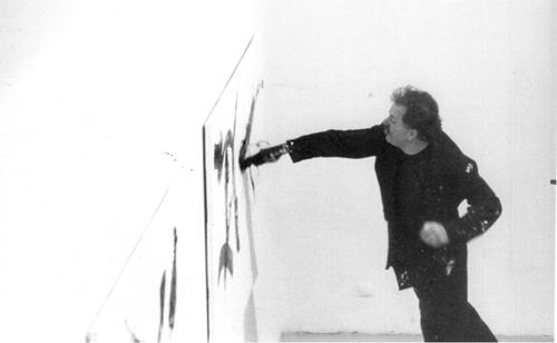 Julien Blaine, Ch'i – Sortie de quarantaine,
