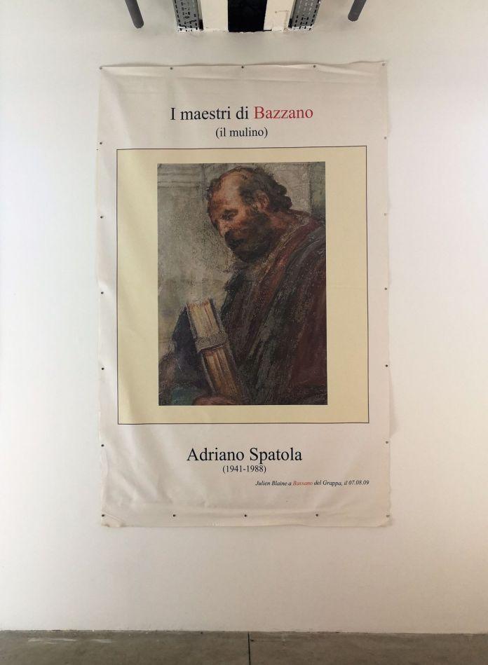 Julien Blaine - I maestri di Bazzano (il mulino) - Adriano Spatola (1941-1988) - Le Grand Dépotoir à la Friche Le Belle de Mai
