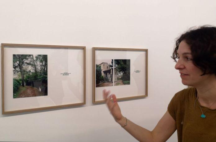 Margret Hoppe - Südwall (Le mur de la Méditerranée) - Salle des Machines, Friche la Belle de Mai, Marseille 02