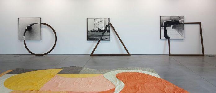 Masaki Nakayama - Body scale, circle triangle square, 1977 - La mesure du monde au MRAC – Sérignan