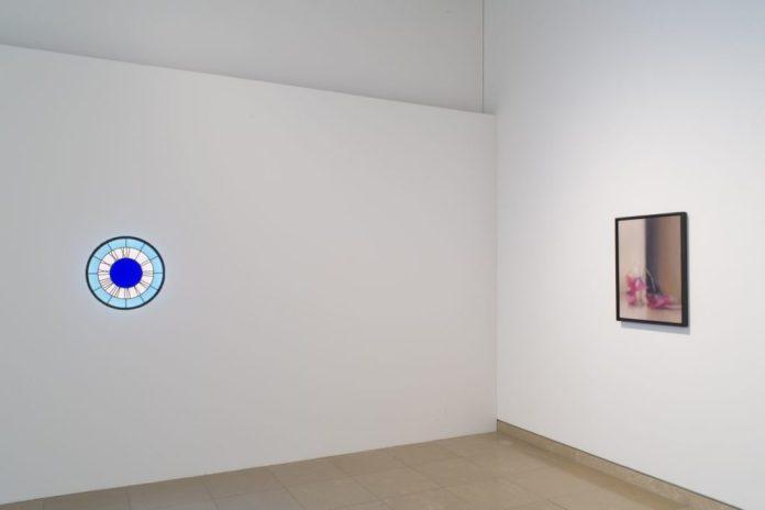 Accrochage 2020 de la collection à Carré d'Art - Salle 2 - Ugo Rondinone, Gerhard Richter - Photo (c) C. Eymenier