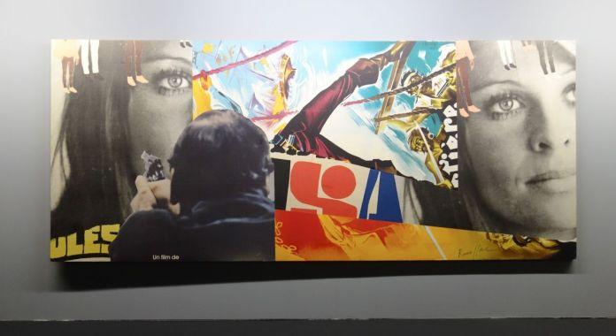 Bernard Rancillac - Un film de, 1995 - Mrac Sérignan - Accrochage des collections 2019-2020