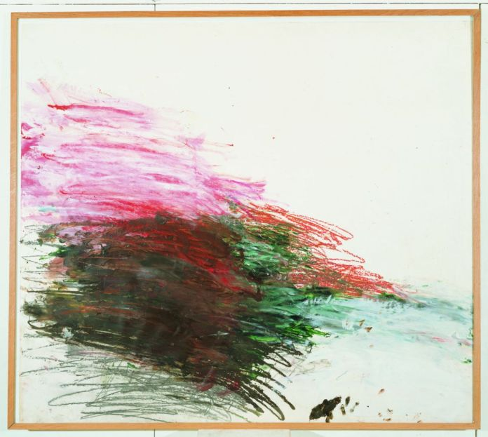 Cy Twombly, Pan, 1980