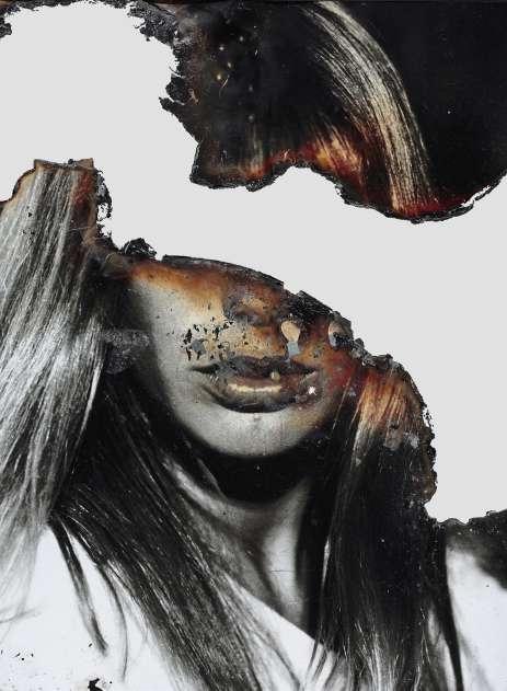 Douglas Gordon - Self Portrait of You + Me (Jane Birkin), 2008