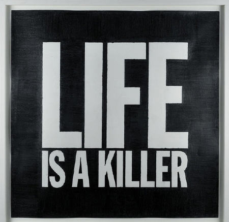 John Giorno - Life is a Killer, 2008