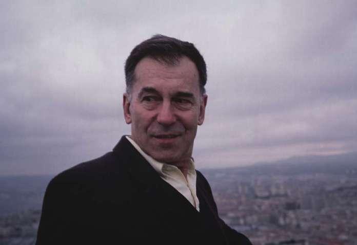 Nan Goldin, Yvon at Notre-Dame de la Garde, Marseille, 1996