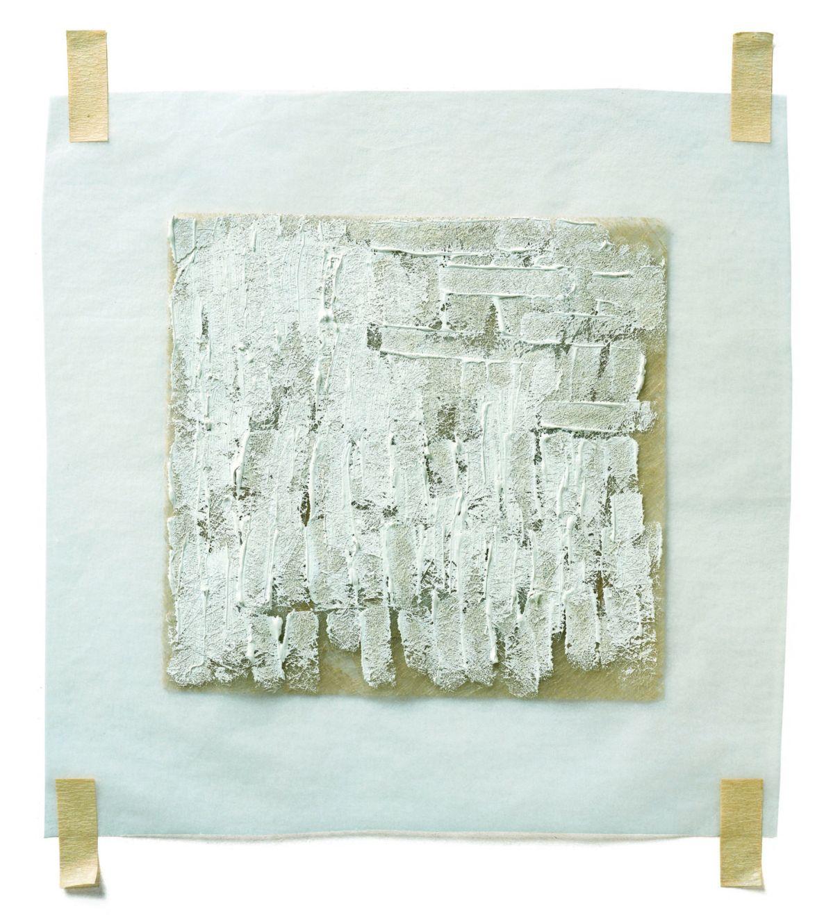 Robert Ryman, Sans titre (Surface Veil), 1970