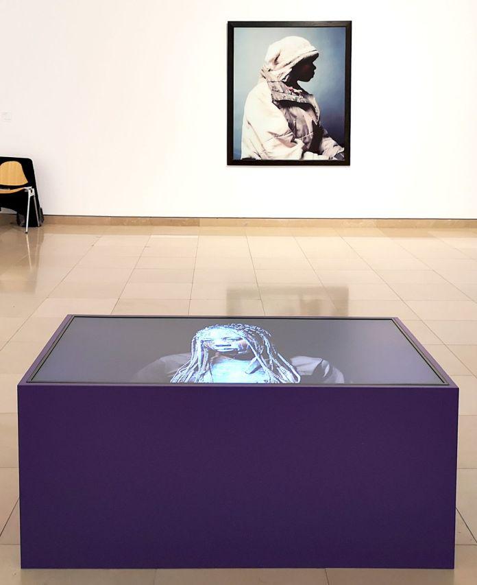Andres Serrano et Martine Syms - Des Visages - Le temps de l'Autre - Carré d'Art à Nîmes - Salle 2