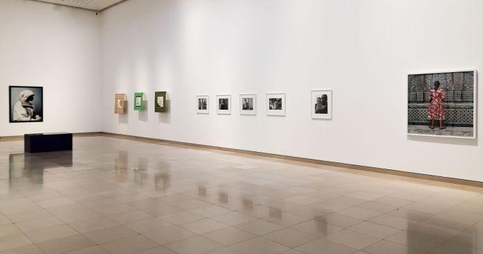 Des Visages - Le temps de l'Autre - Carré d'Art à Nîmes - Vue de l'exposition - Salle 2