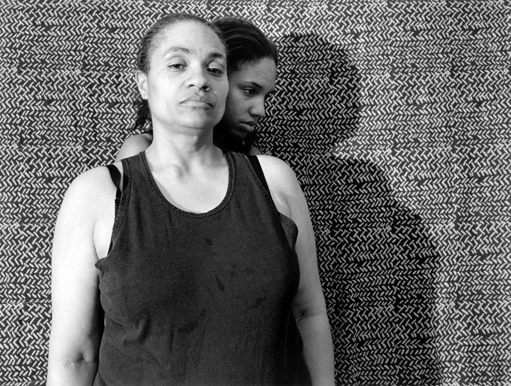 Latoya Ruby Frazier - Momme Portrait Series (Shadow), 2008 - Des Visages - Le temps de l'Autre - Carré d'Art à Nîmes - Salle 2_1