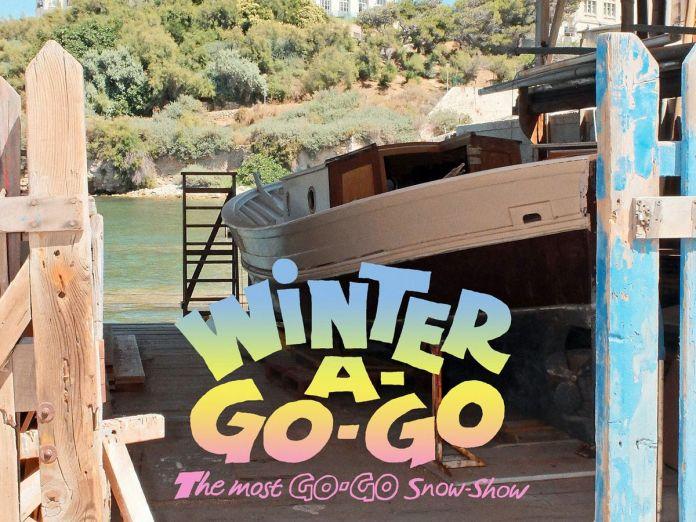 Olivier Millagou - Winter a-Go-Go au Chantier naval Borg