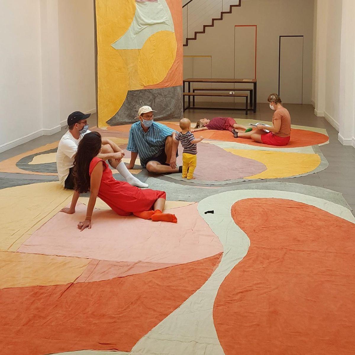 Adrien Vescovi - Slow Down Abstractions au Studio Fotokino - Marseille - Photo Fotokino