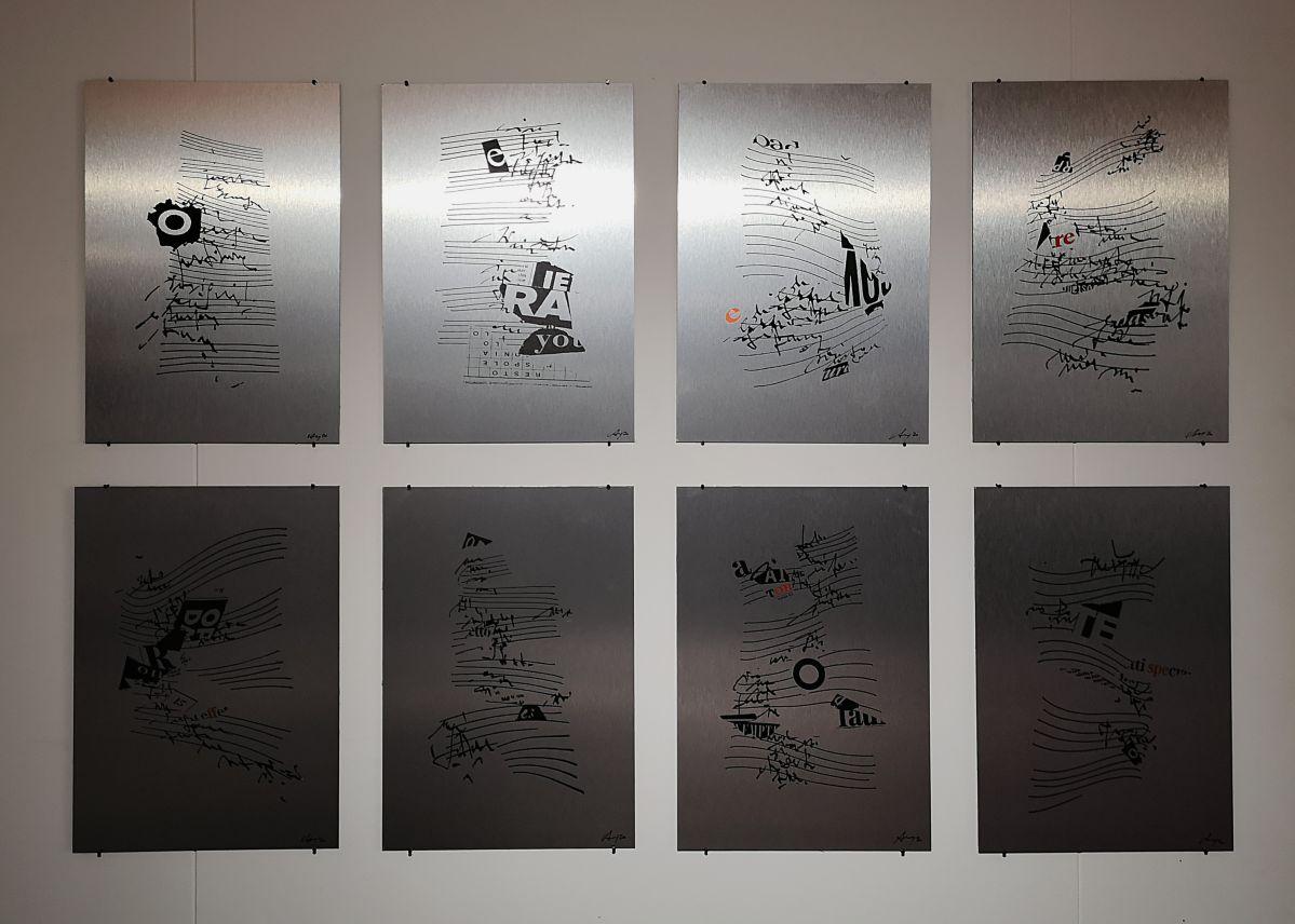 Giovanni Fontana - Epigenetic poetry au Cipm - Marseille