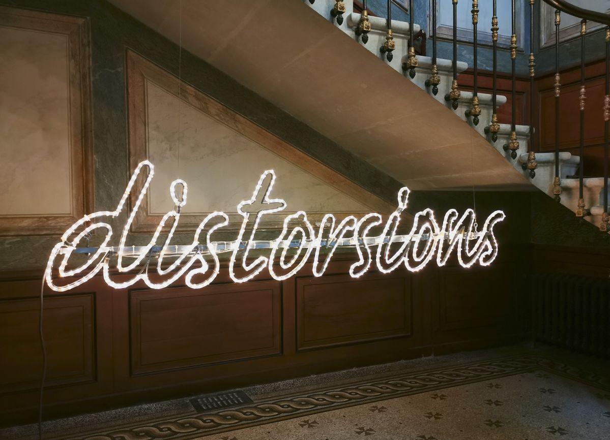Jeanne Susplugas - Distorsions, 2014 - Pharmacopées au Musée Fabre