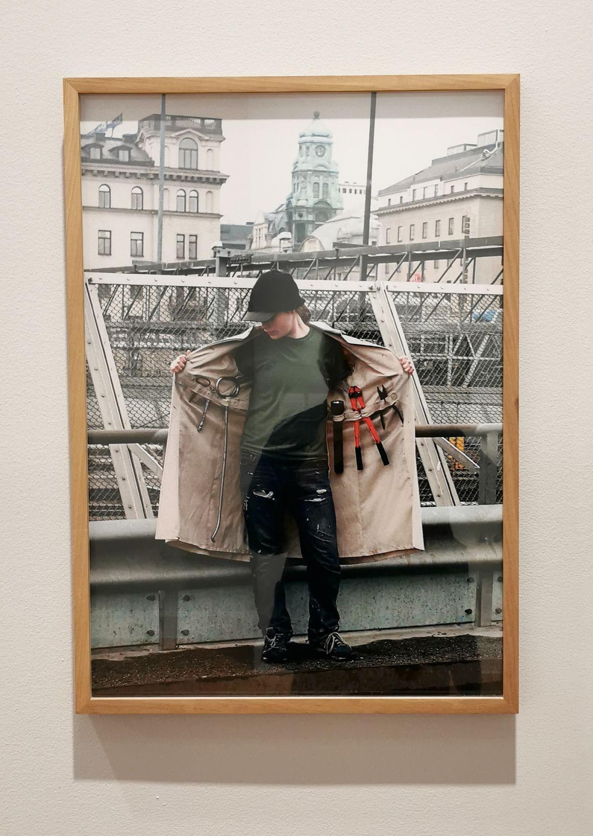 Klara Lidén - Ma Cartographie - la collection Erling Kagge à la Fondation Vincent van Gogh Arles